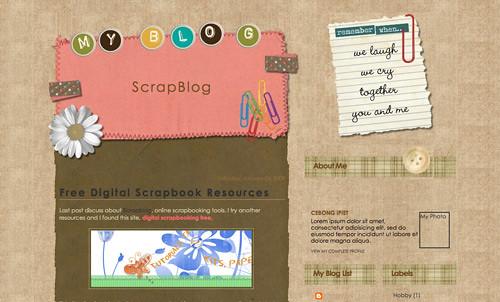 40 Free Beautiful Blogger Templates Part III   Hongkiat UIVwf3sy
