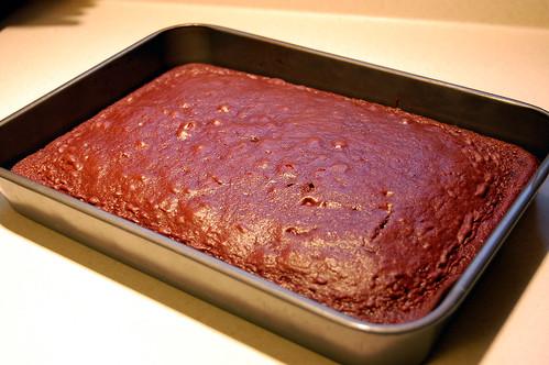1 Devil's Food Cake