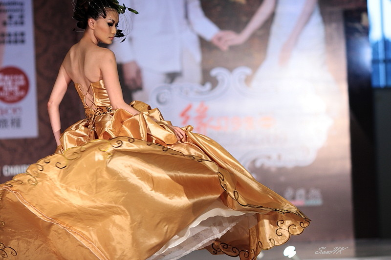 Feminine Bridal Fair @ MidValley, KL, Malaysia