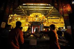 Lotus Palace (Ed-meister) Tags: festival temple yum lotus religion treasury chinese goddess palace hong kong opening yin prayers incense guan mercy kwun