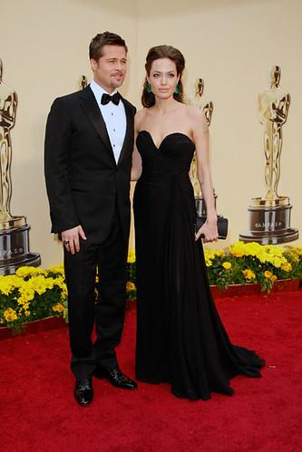 Premios Oscar Angelina Jolie vestido