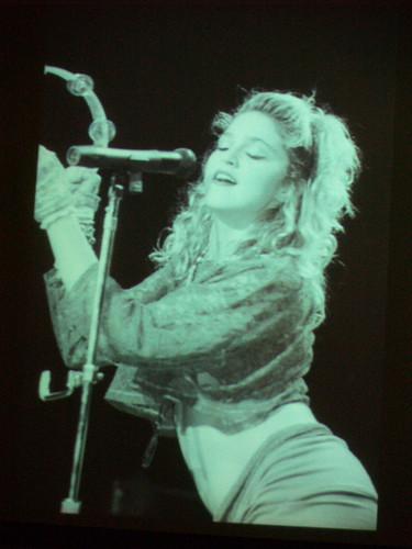 Madonna by Bev Davies via Uber Lexy