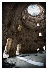 Mill (Мельница) (©Andrey) Tags: winter abandoned latvia fisheye explore lv lettland jurmala latvija lettonie explored sloka юрмала ef1528 ilobsterit
