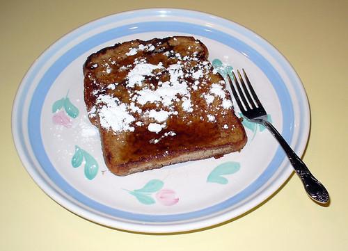 2009-03-03 - Banana French Toast - 0002