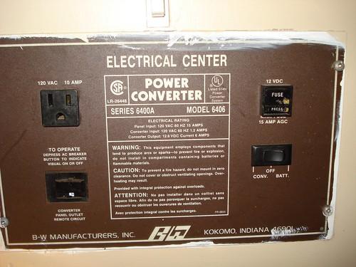 Magnetek 6600 Power Converter Manual on