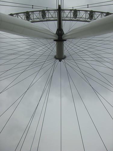 London Eye Legs