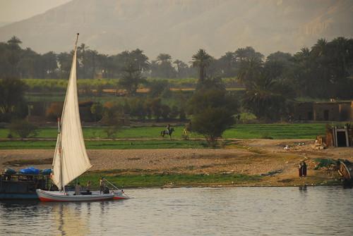 LND_3648 Nile Cruise