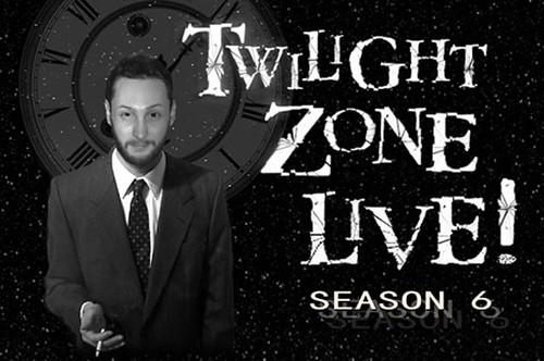Twilight Zone at the Dark Room