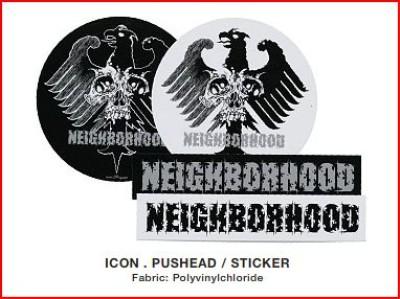 Pushead x Neighborhoo