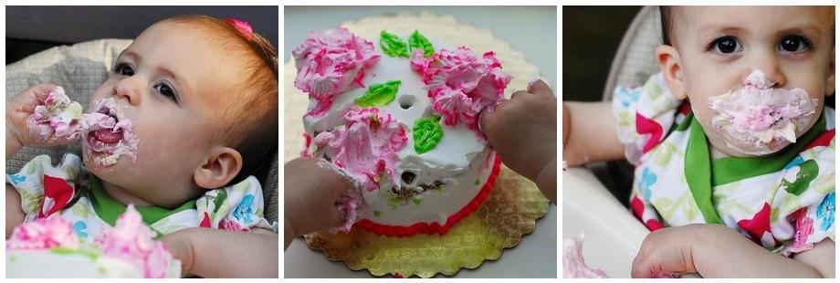 Josie's First Cake