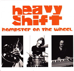 "Featured recording ""Heavy Shift - Hampster on the..."""