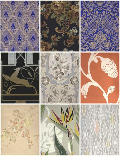 home wallpaper samples - photo #22