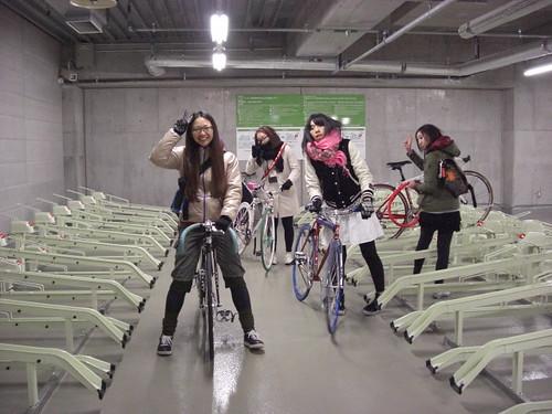 Ideas We Love Charikichi Girls On Bikes Brooklyn By Bike