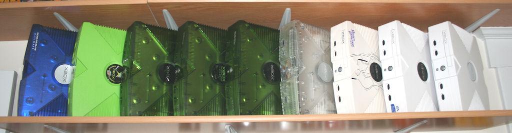 Xbox Collection Hellonearth159 3439766216_5c42e2a743_o