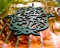 Hamsa (jurvetson) Tags: solar hand power cell plastic puzzle roll highfive organic hamsa handofmiriam khamsa konarka eyeoffatima  tinfilm
