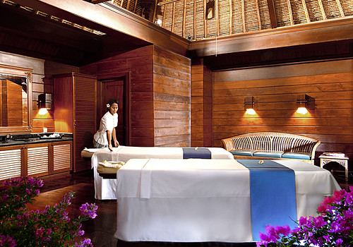 Nikko Bali Resort & Spa - Spa Interior