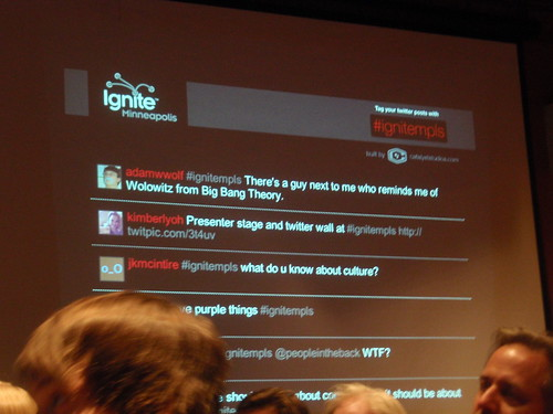 The Twitter Wall