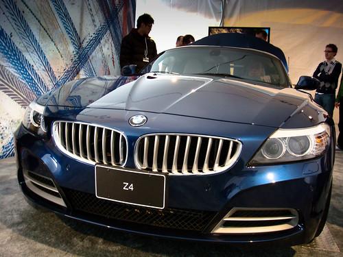 bmw z4 2009. 2009 BMW Z4 E89