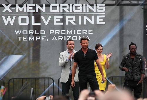 Wolverine Origins estreno