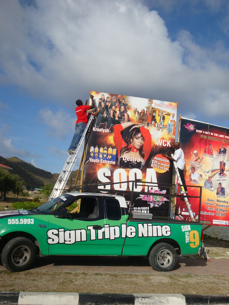 Soca Explosion Billboard