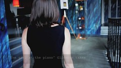 """The girl at the piano"" Glidecam takes (laurent.lagarde) Tags: nikkor ais steadycam shortmovie 28mmf28 glidecam onesharpeye laurentlagarde 5dmkii agirlandsometunes"