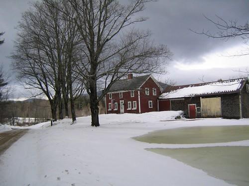 Witt Farmhouse in New Hampshire