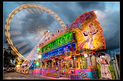 france: foire du trone (Romain sauze...come back ..) Tags: paris france mange soe foire hdr couleur attraction d300 trone outstandingshots colorphotoaward grouptripod atomicaward romainsauze
