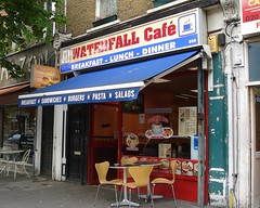 Picture of Waterfall Cafe, N7 6JD