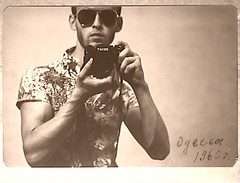 Odessa 1960 (Paul Micheal Sazhin) Tags: sea fashion sex fetish vintage photo glamour style odessa ukraine retro zenit 60 1960 ® мода море секс фото гламур украина ретро зенит black38white одесса стиль фетиш курорт винтаж павелсажин paulsazhin paulplaid