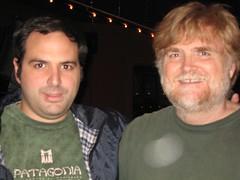 Bill and Daniel