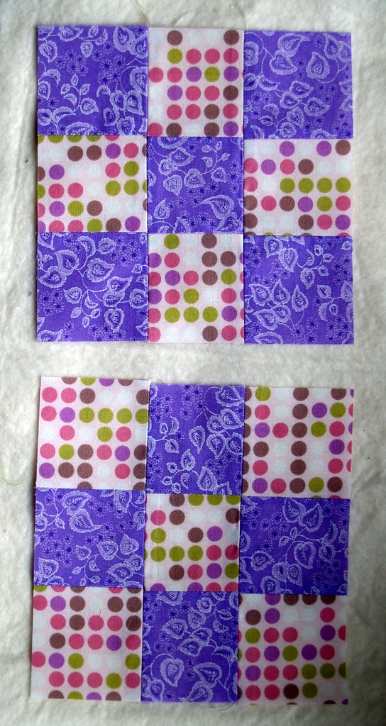 9 patch blocks for CMQ's block a day...