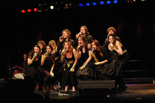 Fontys Jazz Choir