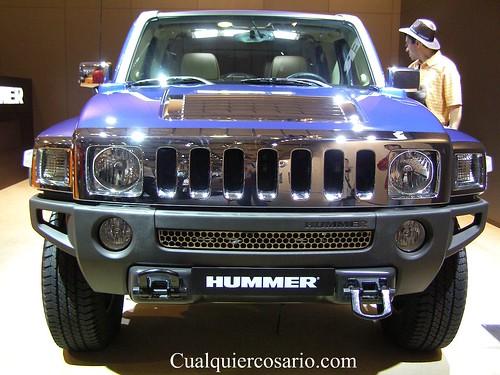 Salón del Automóvil Barcelona 2009- Hummer (II)
