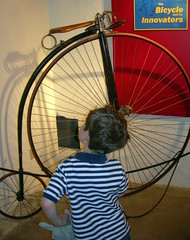 The Wheelman's Machine, the Bicycle and its Innovators