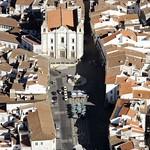 Évora: Praça Giraldo