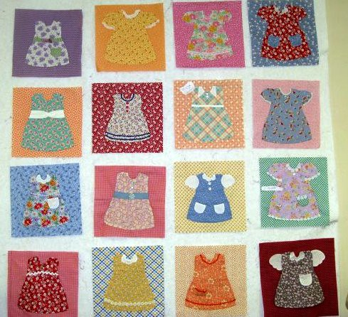 little dresses!