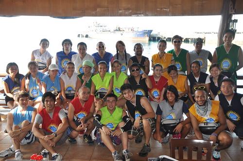 DBP RoRo Race Teams in Maasin Southern Leyte