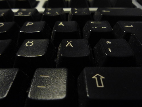 Finnish Keyboard