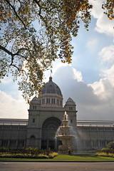 Melbourne 2009 - Royal Exbition Building and Carlton Garden (5)