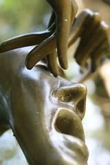 Sand im Auge der Zeit (andreas.rodler) Tags: park sand kunst wald auge skulpturen kunstpark olbendorf kunstparksd