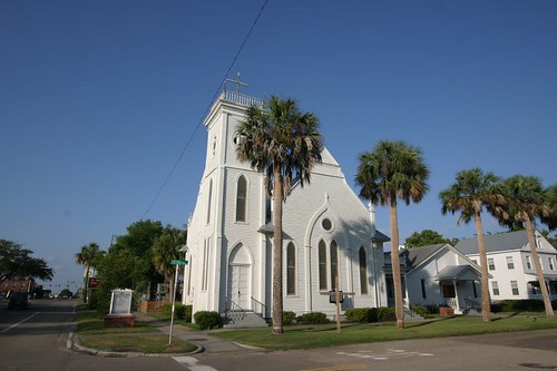 Apalachicola church...