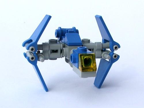 Neo-Classic (micro) Space