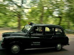 London taxi (SonyTeenVle ..) Tags: uk london car speed taxi panning londra effetti macchine