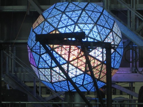 Flickr - New Years Ball, Times Square - berk2804