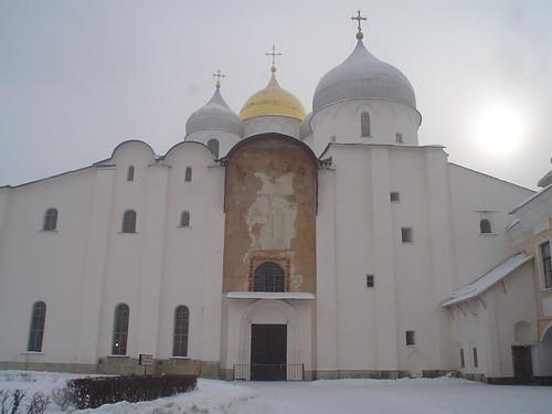 Monumentos Históricos de Novgorod Russia