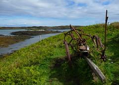 walk to the seal colony - Flodaigh (fotofal) Tags: island scotland isle westernisles isles uist hebrides benbecula southuist outerhebrides berneray hebridean eriskay lochmaddy northuist lochboisdale uists