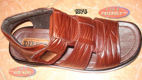 Chuyên sản xuất, cung cấp sỉ giày, dép...da dành cho nam - 25