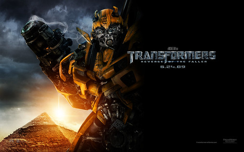 Bumblebee Wallpaper Transformers 2