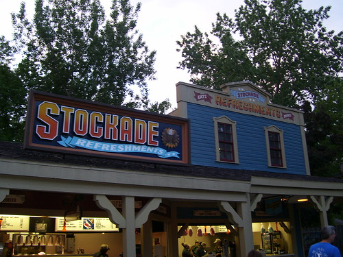 Cedar Point - Stockade Refreshments