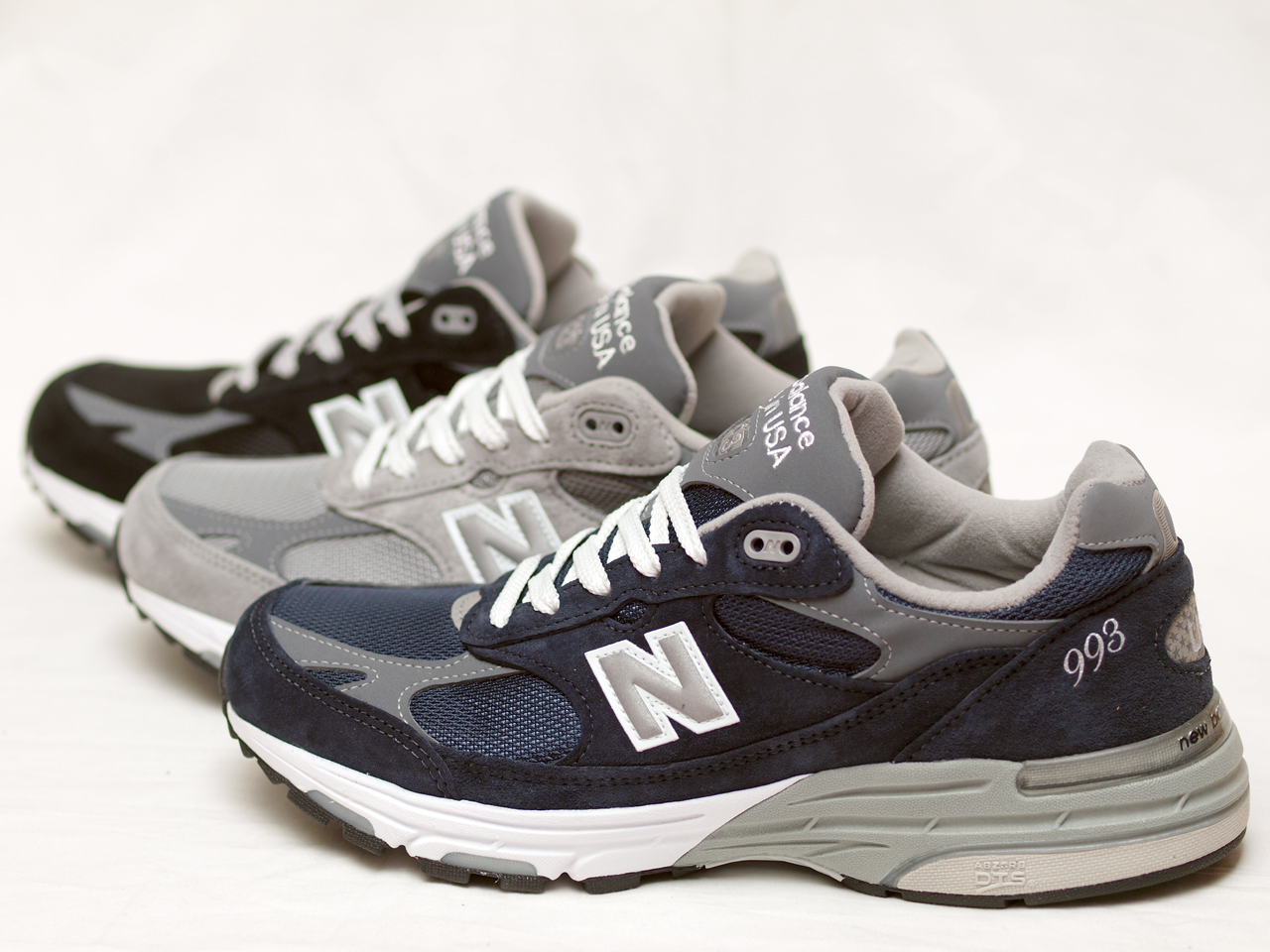 new balance / MR993 made in U.S.A.